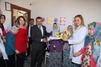 BOYA SANDIĞI - Başkan Tutal'dan Rehabilitasyon Merkezlerine Ziyaret