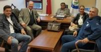 VOLEYBOL FEDERASYONU - Nilüfer Belediyespor'a Hırvatistan'dan Ziyaret