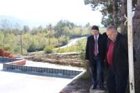 Tunç, Kurtköy Aile Sağlığı Merkezi İnşaatını İnceledi