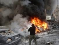 TRABLUSŞAM - Canlı bomba dehşeti: 3 ölü!