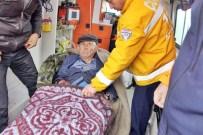 Dağlık Alanda Kaybolan Yaşlı Şahsı AFAD Ekipleri Buldu