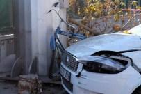 Otomobil Bisiklete Çarptı Açıklaması 1 Ölü