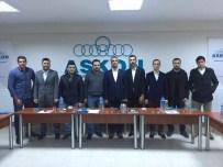MESUT KARATAŞ - Genç ASKON Malatya Şubesi Kuruldu