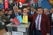 KEMAL DENİZCİ - Trabzonspor 70. Olağan Genel Kurulu'nda Oy Verme İşlemi Başladı
