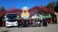 MİRKELAM - Engelliler Gaziantep'i Gezdi