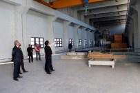 MUSTAFA FıRAT - Samsat'ta Sulama Pompaj İstasyonu Yeniden Devreye Girecek