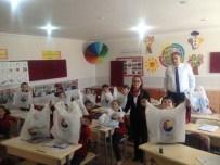 YELTEN - ATB'den Öğrencilere Kırtasiye Yardımı