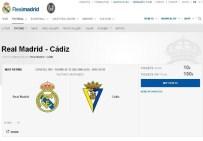 CADIZ - Madrid'den İlginç Uygulama