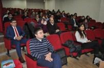 ERCAN ÇIÇEK - Muş'ta Erasmus + E-Twinning Programlarının Tanıtımı