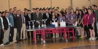 Trabzon Okul Sporları Masa Tenisi Müsabakaları Sona Erdi