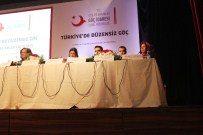 Türkiye'de Düzensiz Göç Marmara Bölge Çalıştayı Gerçekleştirildi