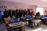 Üniversite Öğrencileri Kardeş Okullarını Ziyaret Etti