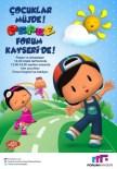 PEPEE - Forum Kayseri'de Çocuklar Pepee İle Coşacak