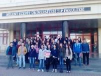 Gökçebey Kaymakamlığı Anadolu Lisesi Öğrencilerine Gezi Düzenledi