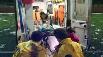 Hava Ambulansı Bin 900 Rakımlı Camili Köyü'nde Hayat Kurtardı