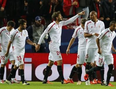 Sevilla Avrupa'da devam dedi