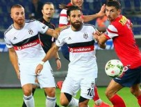 MERSIN - Beşiktaş: 2 Mersin İdmanyurdu: 1