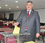 RÜŞTÜ ZORLU - Kahta'da Ziraat Odası Kongresi Yapıldı