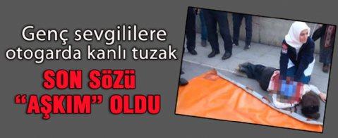 Mardin'den kaçan aşıklar İstanbul'da bıçaklı saldırıya uğradı