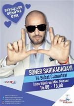 POP STAR - Soner Sarıkabadayı Forum Trabzon'a Geliyor