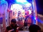 Afad Ekipleri, Mide Rahatsızlığı Bulunan Vatandaşı Hastaneye Ulaştırdı