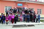 Bozok Üniversitesi'nden Köy Okuluna Kitap Bağışı