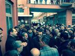 ÖMER FARUK ÖZ - Milletvekili Öz, Şire Pazarı'nı Ziyaret Etti