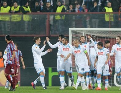 Trabzonspor: 0 Napoli: 4