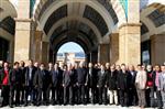 FETTAH TAMINCE - Fettah Tamince'den Antalya İçin Tartışılacak Benzetme
