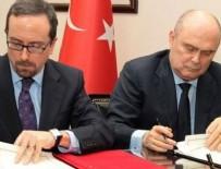 ABD BÜYÜKELÇİSİ - Türkiye ile ABD arasında imzalar atıldı!