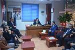 Çüngüş Belediye Başkanı Arslanca'dan Akar'a Hayırlı Olsun Ziyareti