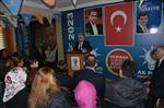 Ak Parti Trabzon Milletvekili Aday Adayı Mahir Küçük'ten Vakfıkebir ve Beşikdüzü İlçe Teşkilatlarına Ziyaret