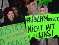 İNSAN HAKLARı - Avusturya'da İslam karşıtı uygulama!