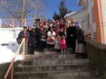 Başyayla'da 75 Öğrenciye Mont Dağıtıldı