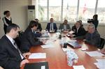 RAMAZAN YIĞIT - Encümen'de İkinci El Trafo Satış İhalesi Yapıldı