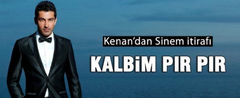 Kenan İmirzalıoğlu gerçek aşkı Sinem Kobal'da buldu