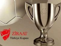 MERSIN - Kupada çeyrek final fikstürü açıklandı
