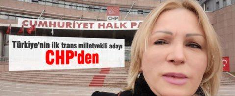 Türkiye'nin ilk trans milletvekili adayı CHP'den