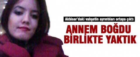 Akhisar'daki 'çifte vahşetin' sırrı aydınlandı