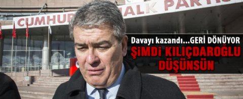 Süheyl Batum, Mahkeme kararıyla CHP'ye geri döndü