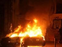 Yunanistan'da sokaklar yine savaş alanı!