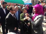 EDIBE SÖZEN - Malatya'da Ak Parti'de Temayül Heyecanı