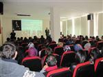 Refahiye Myo Öğrencilerine Güvenlik Konferansı