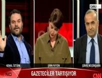 ŞÜKRÜ KÜÇÜKŞAHİN - Kemal Öztürk'ten o gazeteciye sert tepki