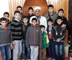 Maden'de 'haydi Çocuklar Namaza'Projesi