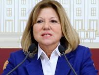 BALÇİÇEK İLTER - Nur Serter'den skandal savunma...