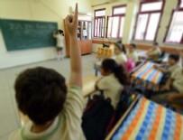 GÜLEN CEMAATİ - İlkokulda