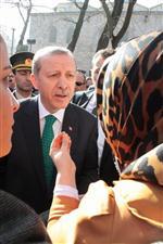 ORHANGAZI PARKı - Ulucamii'de Erdoğan İzdihamı