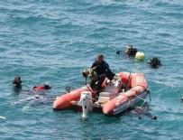 KAÇAK YOLCU - Kaçak teknesi battı: 7 ölü