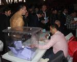 MUHARREM VARLI - Mhp Adana İl Kongresi